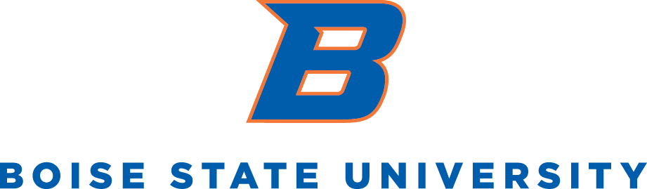 Boise State University Main Logo - 2013
